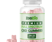 Premium Full Spectrum CBD Gummies